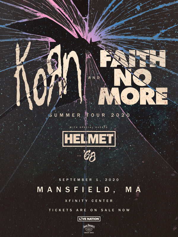 image for Korn at the Xfinity Center