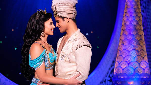 None - Win Tickets to see Disney's Aladdin at The Eccles!