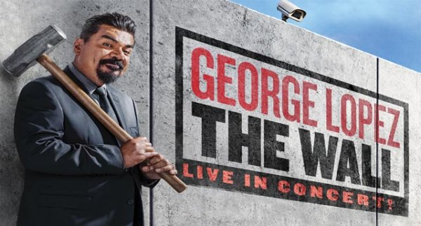 None - Win Tickets to See George Lopez at Eccles Theater!