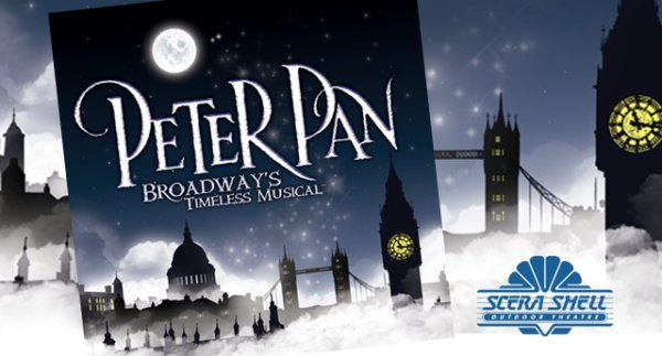 None - Win Tickets to see Peter Pan at SCERA!