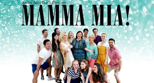 None - Win Tickets to See MAMA MIA at Sandy Amphitheater!