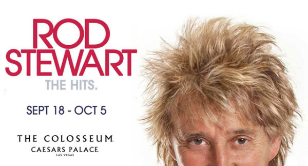 None - Win a Trip to Las Vegas to See Rod Stewart: THE HITS!
