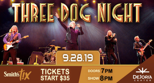 None - Win Tickets to See Three Dog Night!