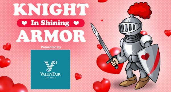 None - Let 94.1 KODJ Make You A Knight in Shining Armor!