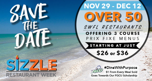 None -  Sizzle Restaurant Week at D'Amico & Sons in Naples