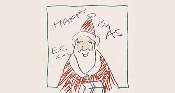 None - Win Eric Clapton's Christmas Album: Happy Xmas