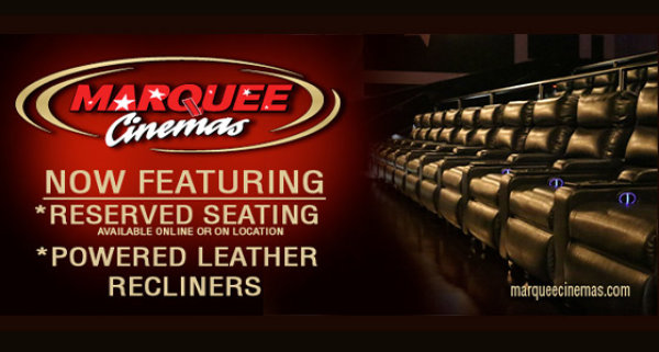 None - Register to Win a 4-pack of Movie Tickets to Marquee Cinemas in Cape Coral!