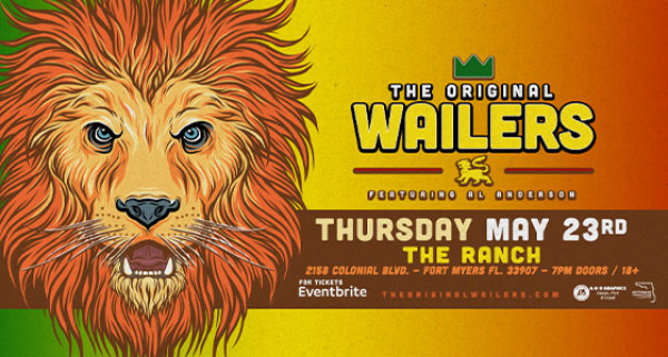 None -  The Wailers at The Ranch | May 23rd
