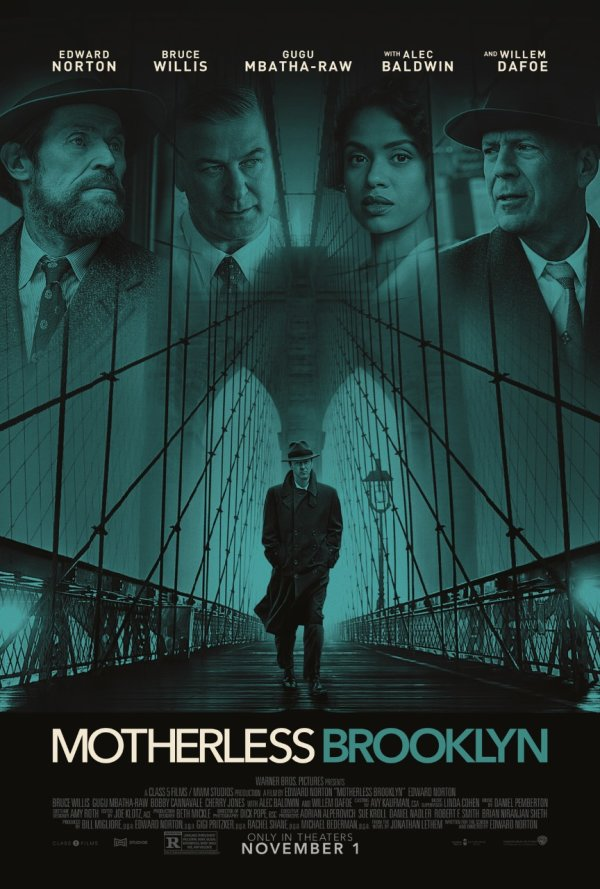 None - Win tickets to MOTHERLESS BROOKLYN @ Kenwood Theatre!