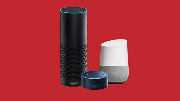 None - Enter To Win an Amazon Alexa or a Google Home!