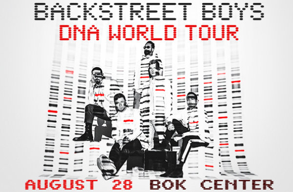 None - Enter To Win Backstreet Boys Tickets!