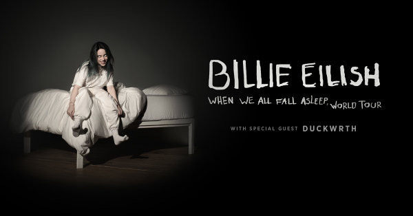 None - Win 2 tickets to see Billie Eilish at the BOK Center on October 7!