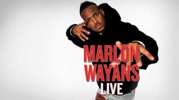 None - Enter To Win Tickets To Marlon Wayans!