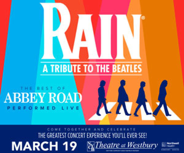 image for Win Tickets To See RAIN - A Tribute To The Beatles!