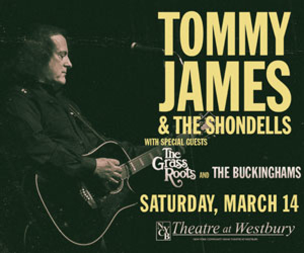 image for Win Tickets To See Tommy James!