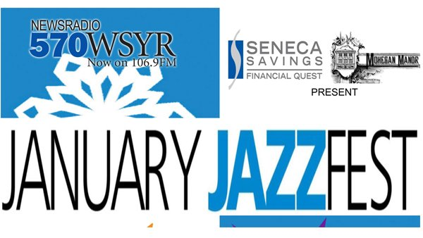 None -  Win tickets to the January Jazz Fest!