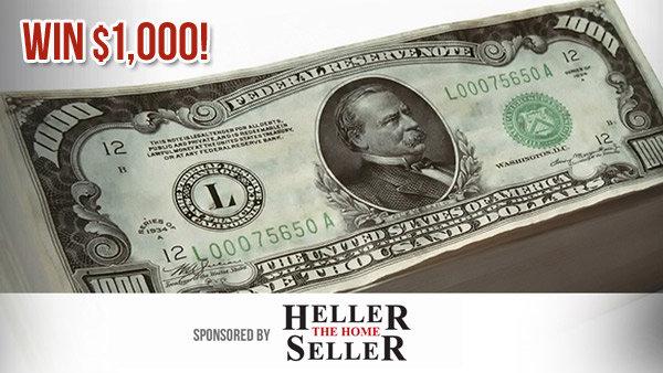 None - Listen to Win $1,000!