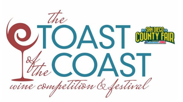 None - Win tickets to The Toast of the Coast Wine Festival at San Diego County Fair