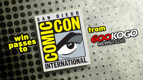 None - Win COMIC-CON® International: San Diego Passes