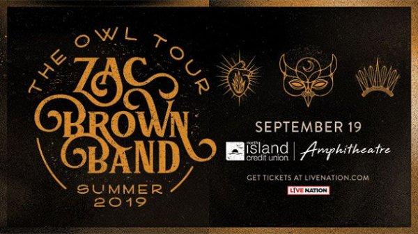 None - Win Zac Brown Band Tickets