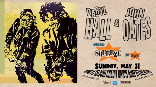 image for Win Daryl Hall & John Oates Tickets