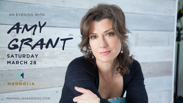 image for Win tickets to Amy Grant at The Magnolia