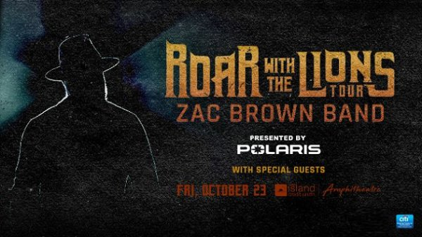 image for Win Zac Brown Band Tickets