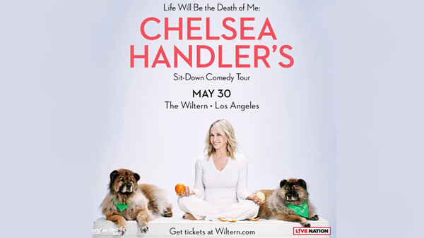 None - Chelsea Handler at The Wiltern (5/30)