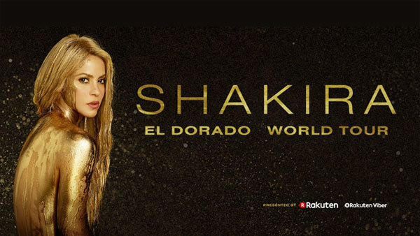 Shakira at The Forum (2/1/18)   Contest   KOST 103.5