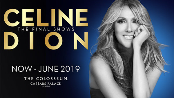 None - Celine Dion at Caesars Palace (two-night stay + tickets + spa + gas card)