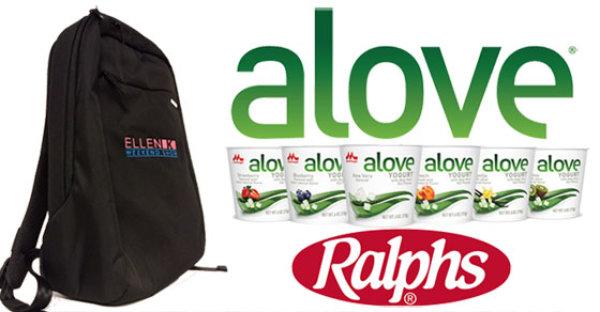 None -   Win an ALOVE Yogurt Prize Pack!