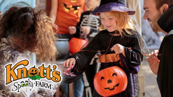 None - Knott's Spooky Farm (4-pack)