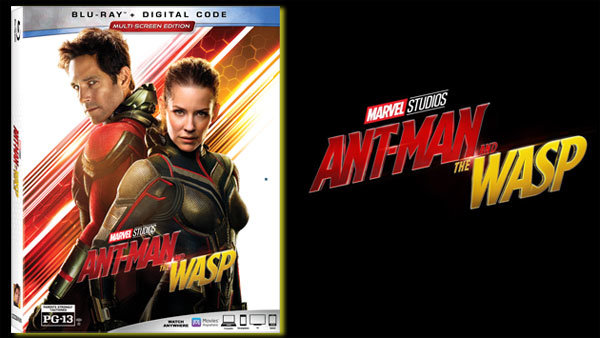 None - Marvel Studios' ANT-MAN AND THE WASP (Multi-Screen Edition)