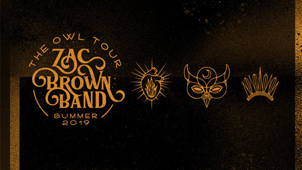 None - Zac Brown Band at FivePoint Amphitheatre (7/25)