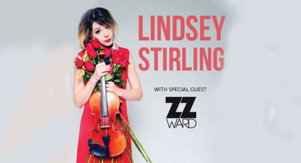 None - Lindsey Stirling at Pacific Amphitheatre/OC Fair (8/7) (PAIR)