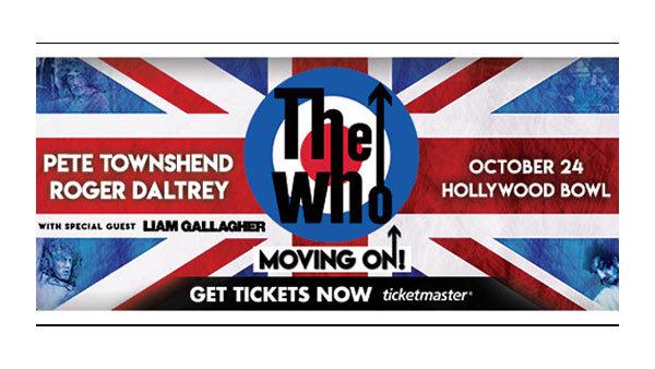 None -  THE WHO at Hollywood Bowl (10/24)