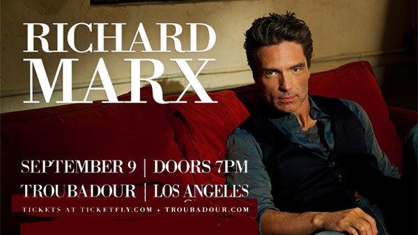 None - KOST 103.5 Presents Richard Marx at the Troubadour (9/9)