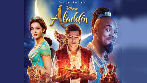 None - Disney's ALADDIN Live-Action Adaptation (Multi Screen Edition)