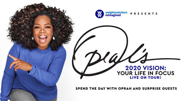 None - WW Presents Oprah Winfrey at The Forum (2/29/20) (Pair)