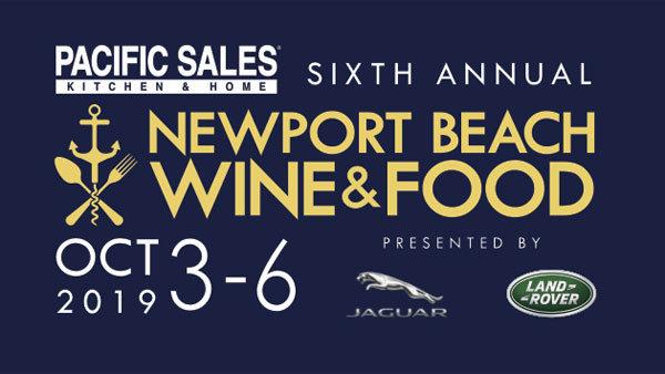 None - Newport Beach Wine and Food (10/5) (Pair)
