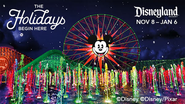 None - KOST 103.5 Private Holiday Party at DISNEY CALIFORNIA ADVENTURE® Park (12/5)