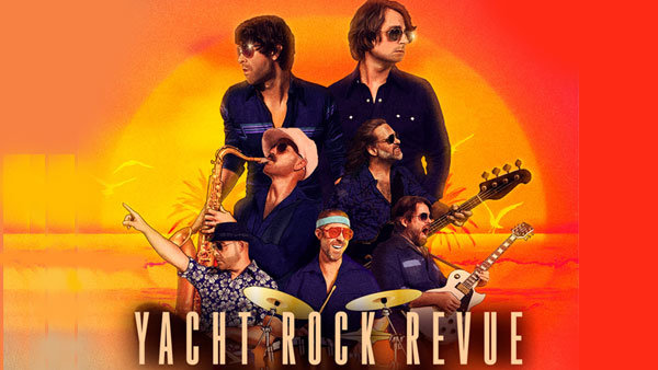 None - YACHT ROCK REVUE at The Wiltern (3/5/20)