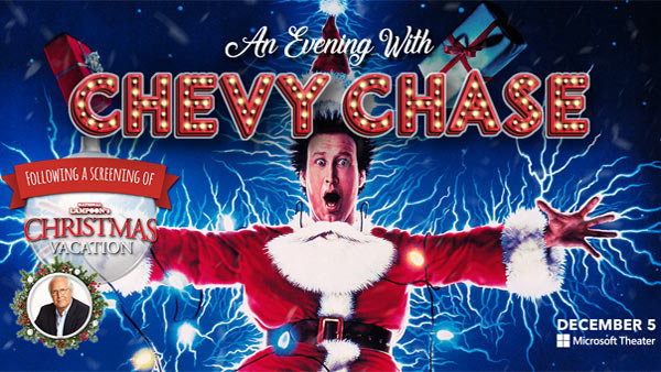 None - National Lampoon's Christmas Vacation + Q&A w/ Chevy Chase (12/5)