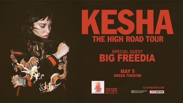 None - Kesha at Greek Theatre (5/5)