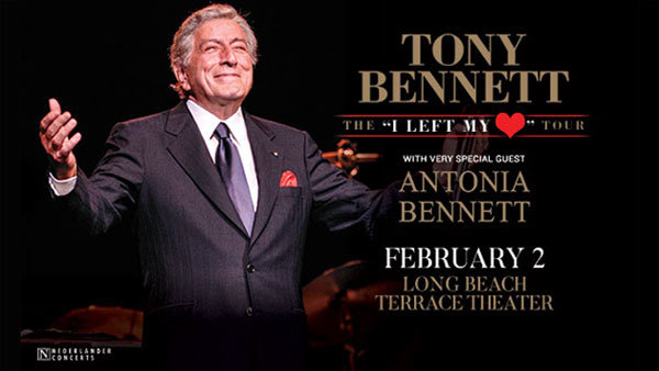 None - Tony Bennett at Long Beach Terrace Theater (2/2)
