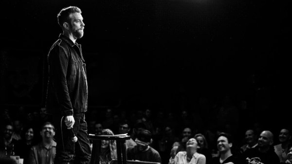 None -        Anthony Jeselnik | Lyric Theatre