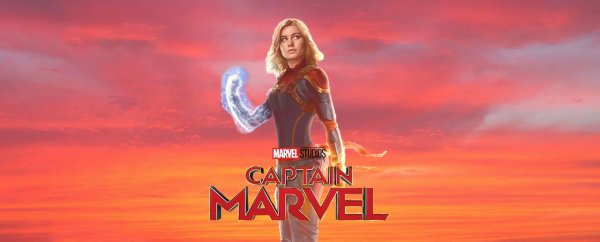 None - Win tickets to Marvel's Captain Marvel!