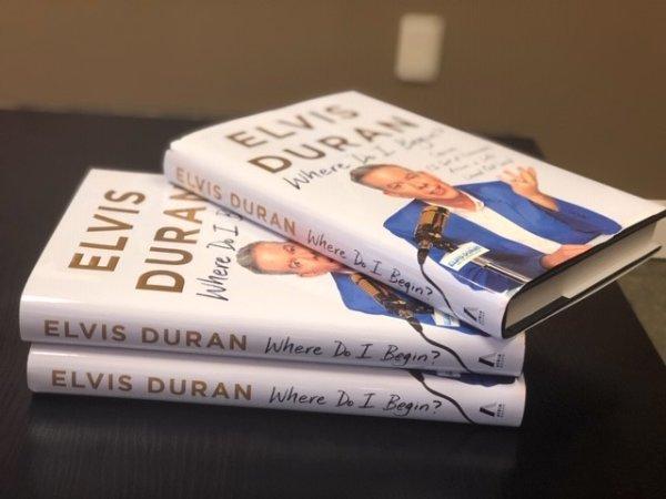 None - Win a Free Copy of Radio Sensation Elvis Duran's New Book Where Do I Begin?