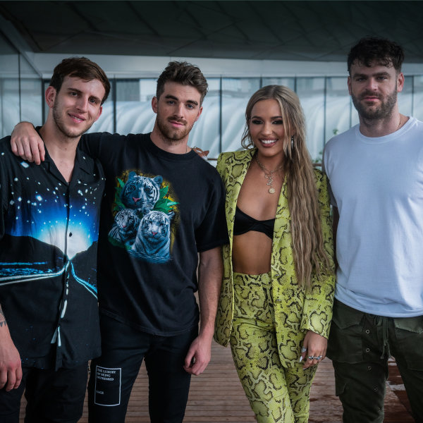 None - Win tickets to see The Chainsmokers at Amway Center in Orlando on Sat 10/26