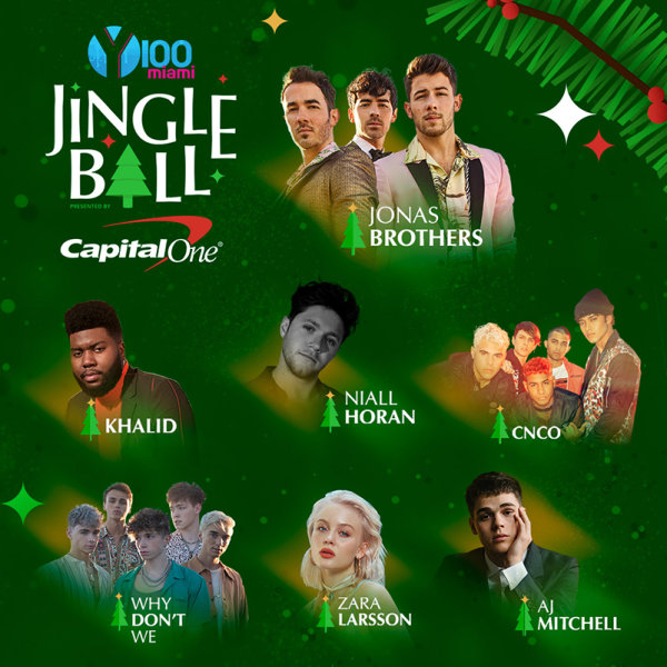 None - Jingle Ball Miami
